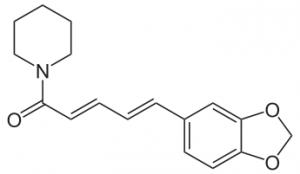Wzor piperyna